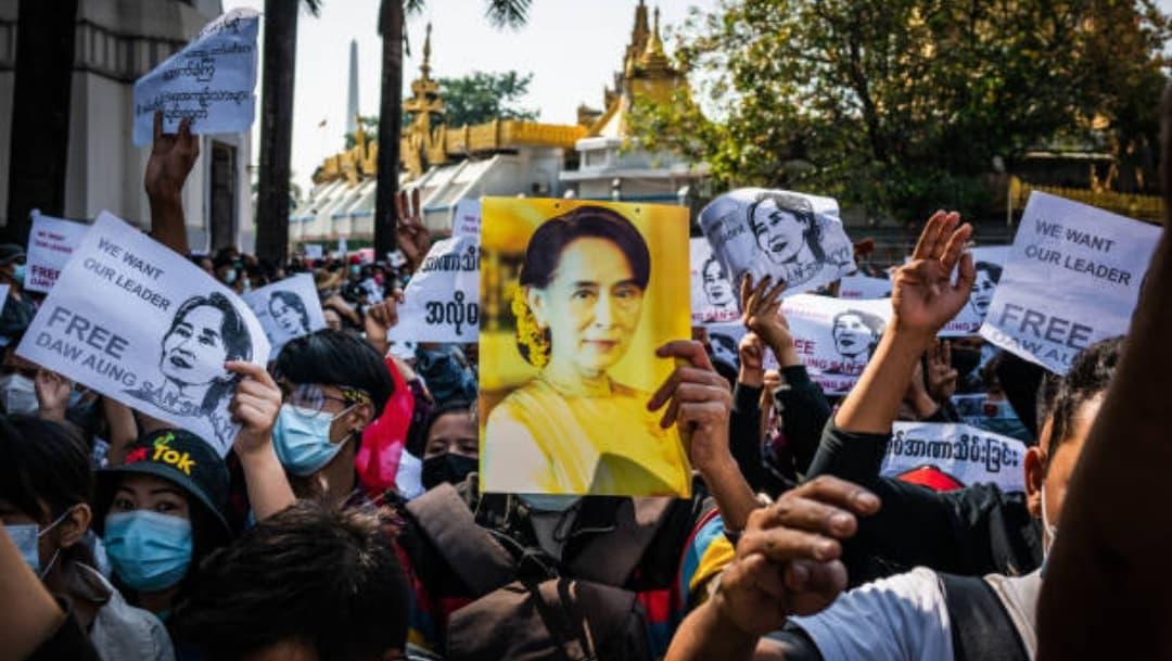 Aung San Suu Kyi recibe un nuevo cargo por parte de tribunal birmano