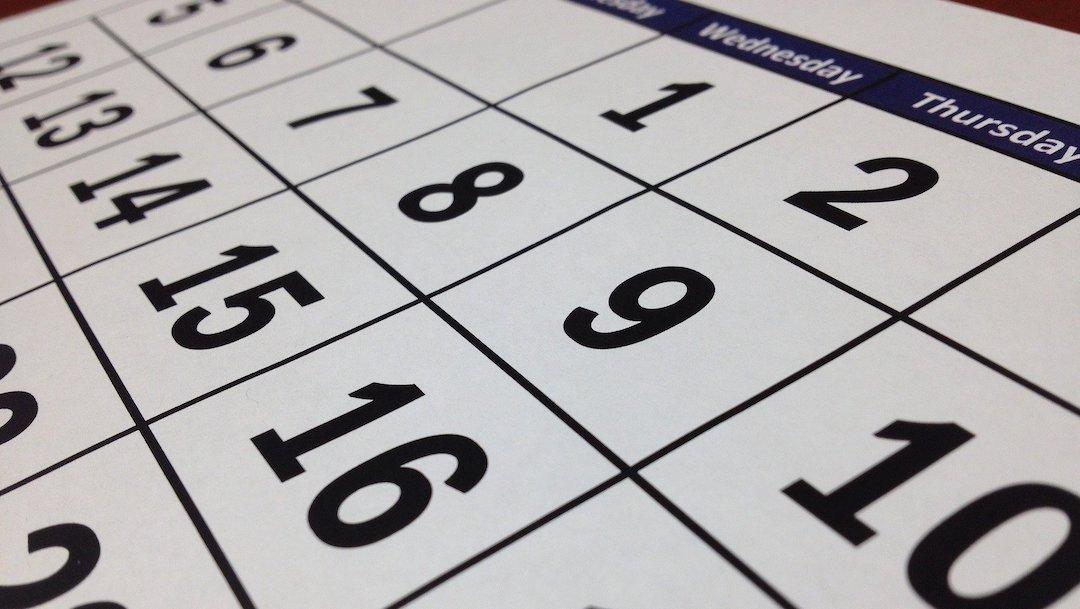Cuándo inician y terminan las vacaciones de Semana Santa?