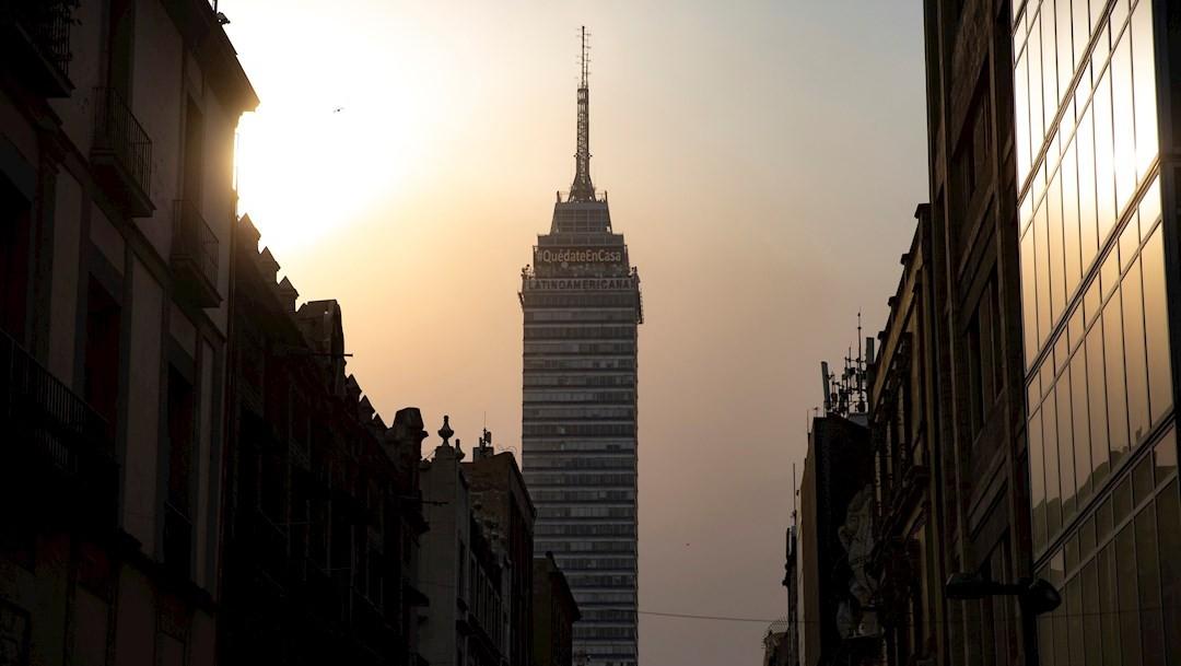 CDMX registra contaminación histórica por partículas PM10