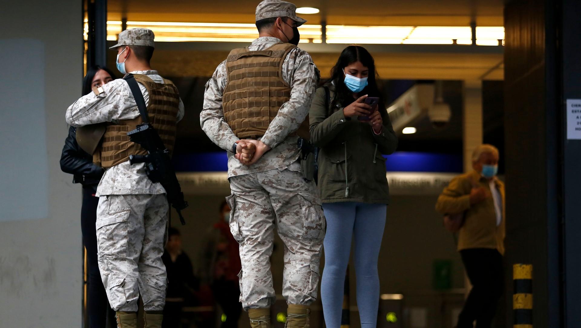 Chile aplica cuarentena más estricta tras aumento de contagios por COVID-19