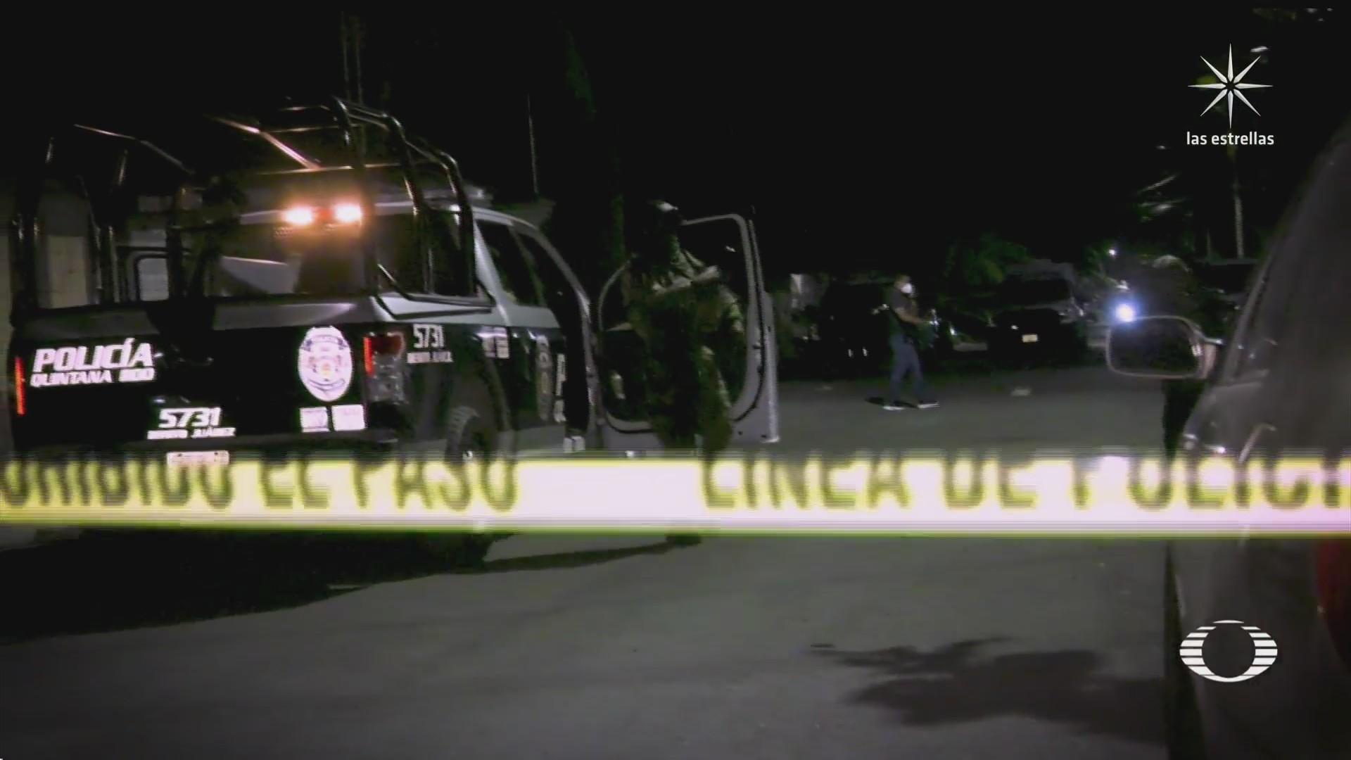 cjng intimida a periodistas en cancun quintana roo