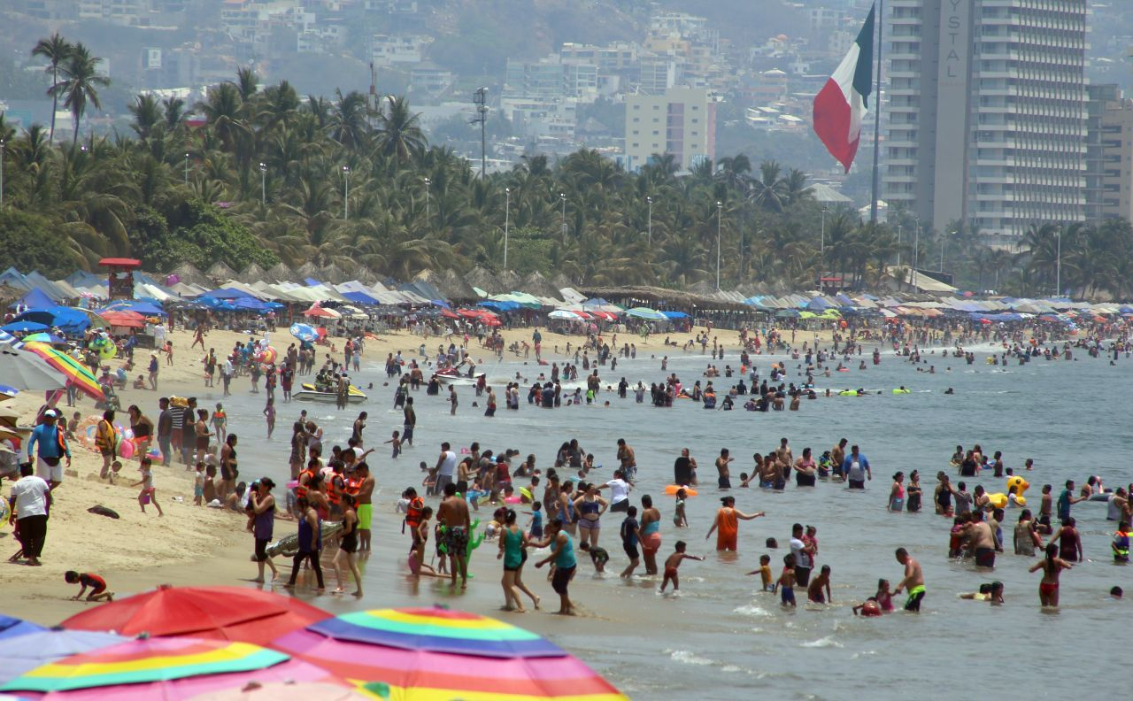 ¿Qué playas estarán cerradas en Semana Santa?