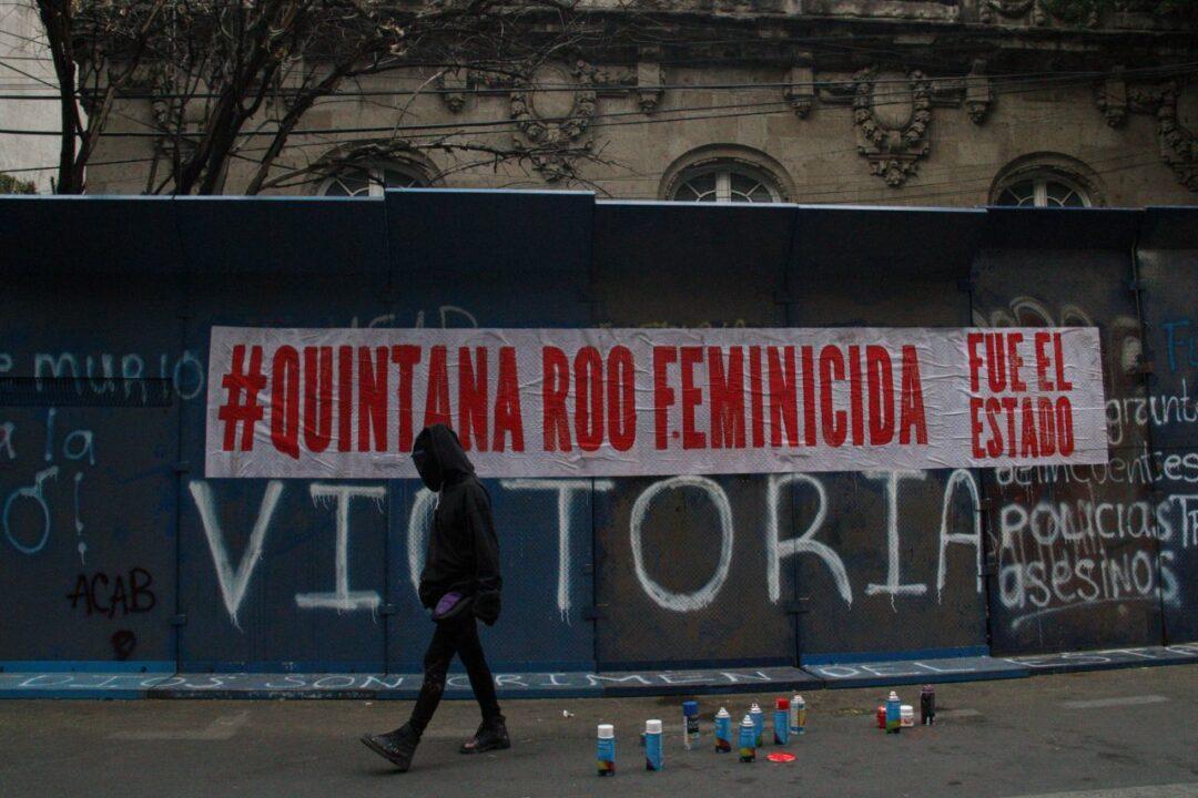 Policías tendrían 50 años de cárcel por feminicidio en Tulum