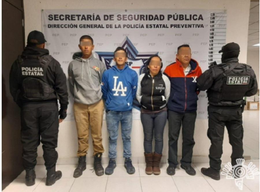 Caen-cuatro-presuntos-narcomenudistas-en-Puebla