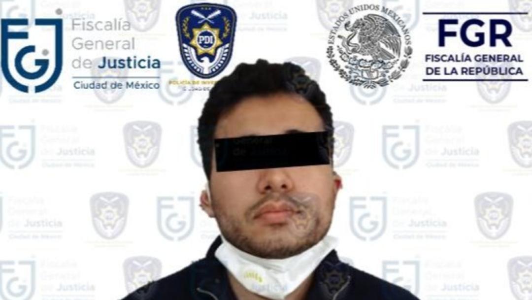 Detienen a un sobrino de Caro Quintero en Estado de México