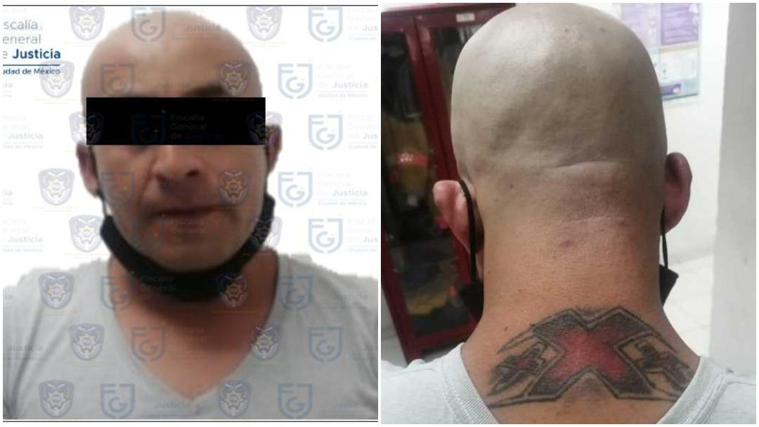 Detienen a hombre apodado Vin Diesel en Xochimilco en la CDMX
