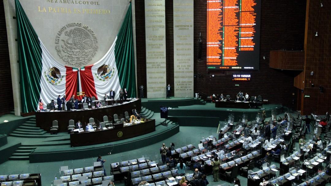 Diputados aprueban en lo general y en lo particular Ley Federal para Regulación del Cannabis, regresa al Senado