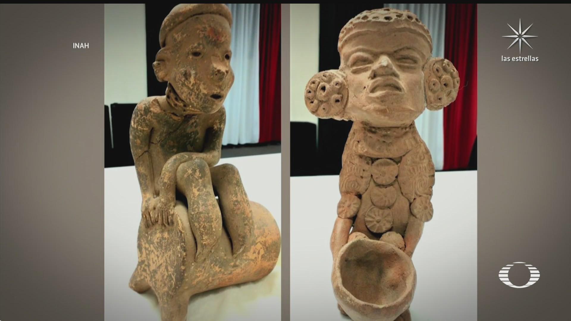 eeuu devuelve piezas arqueologicas a mexico