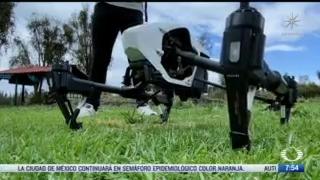 el presente y futuro de los drones