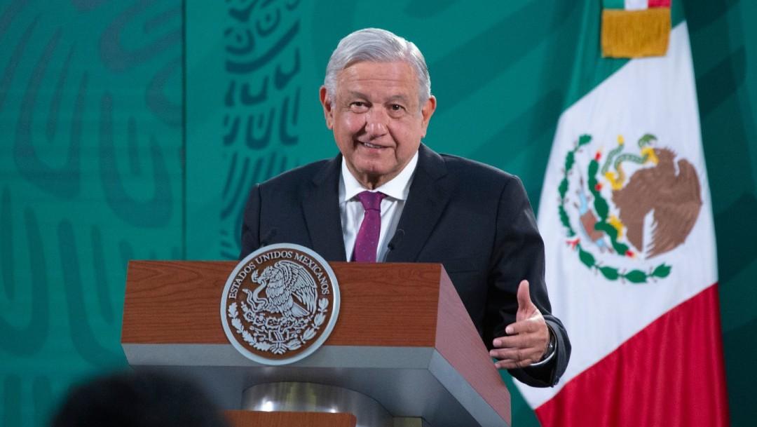 El presidente de México, Andrés Manuel López Obrador.