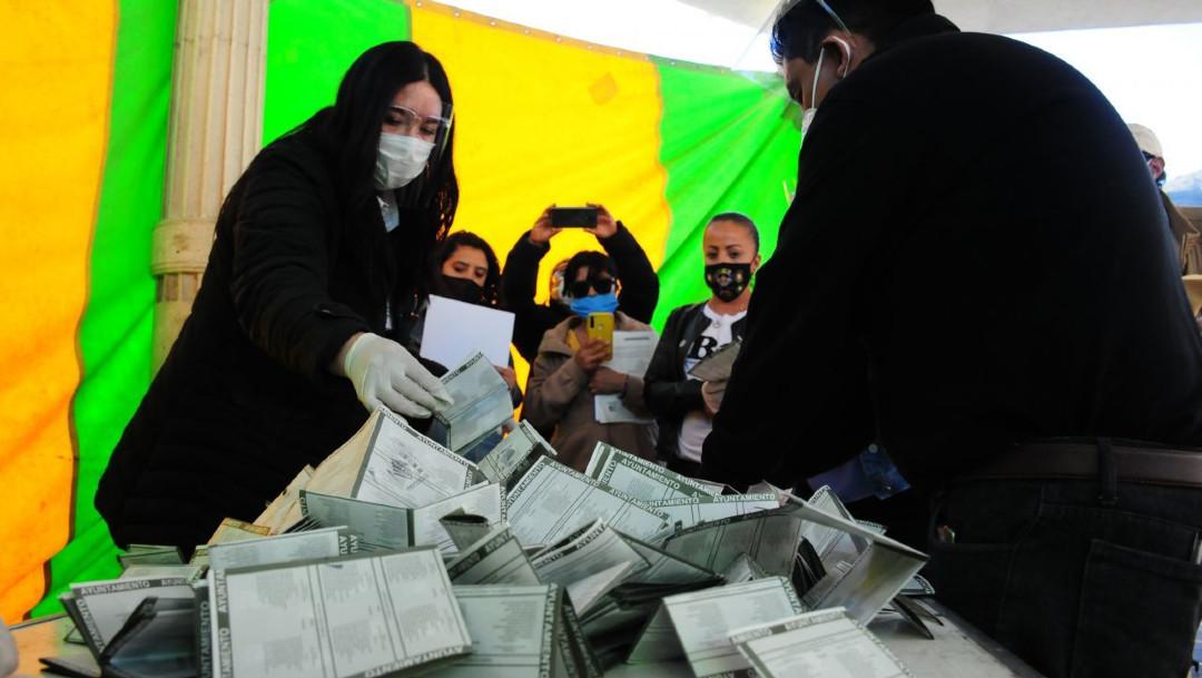 elecciones intermedias, INE, jornada electoral, calendario