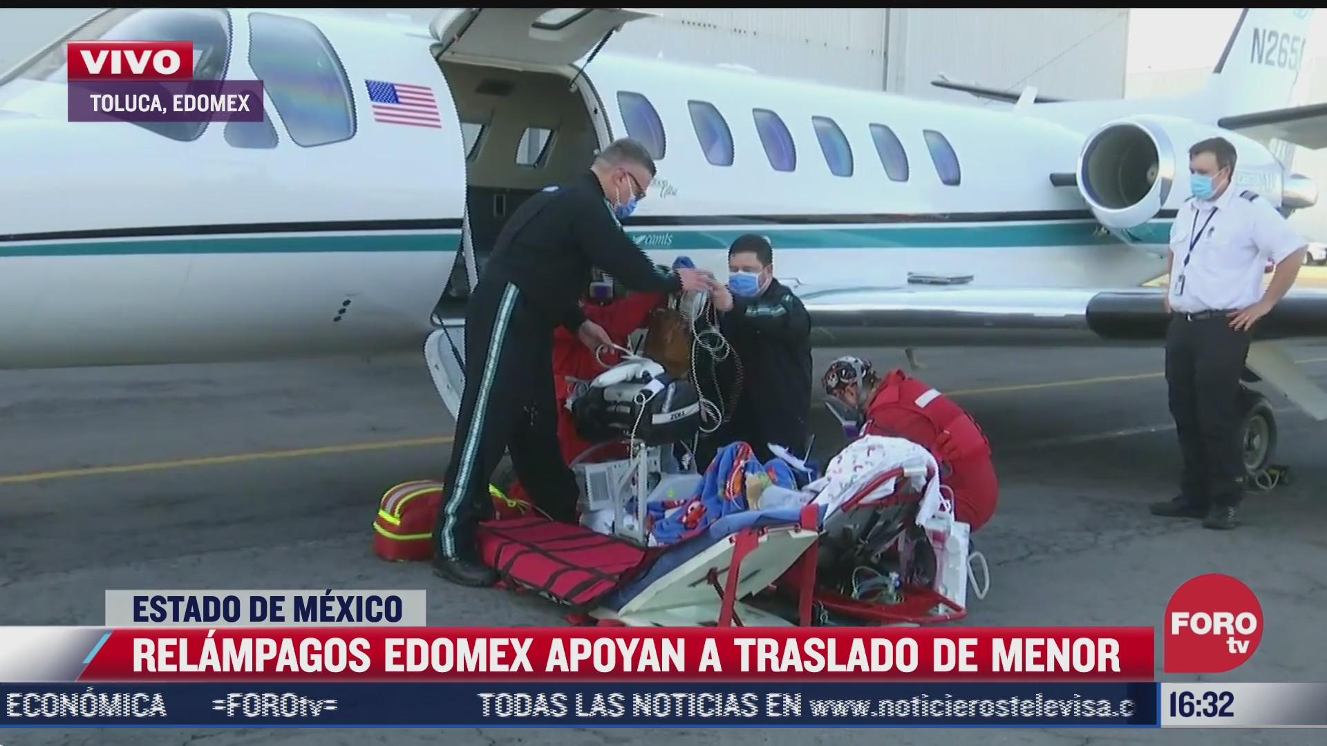 embajada de mexico en eeuu ayuda a nino migrante que requiere un trasplante