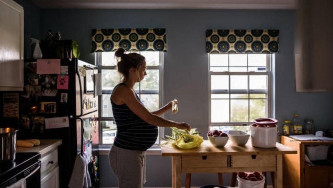 Así influye la dieta de una madre durante el embarazo en el peso de su hijo