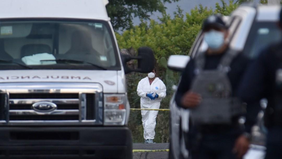 Emboscada de policías en Coatepec Harinas apunta a presunta venganza