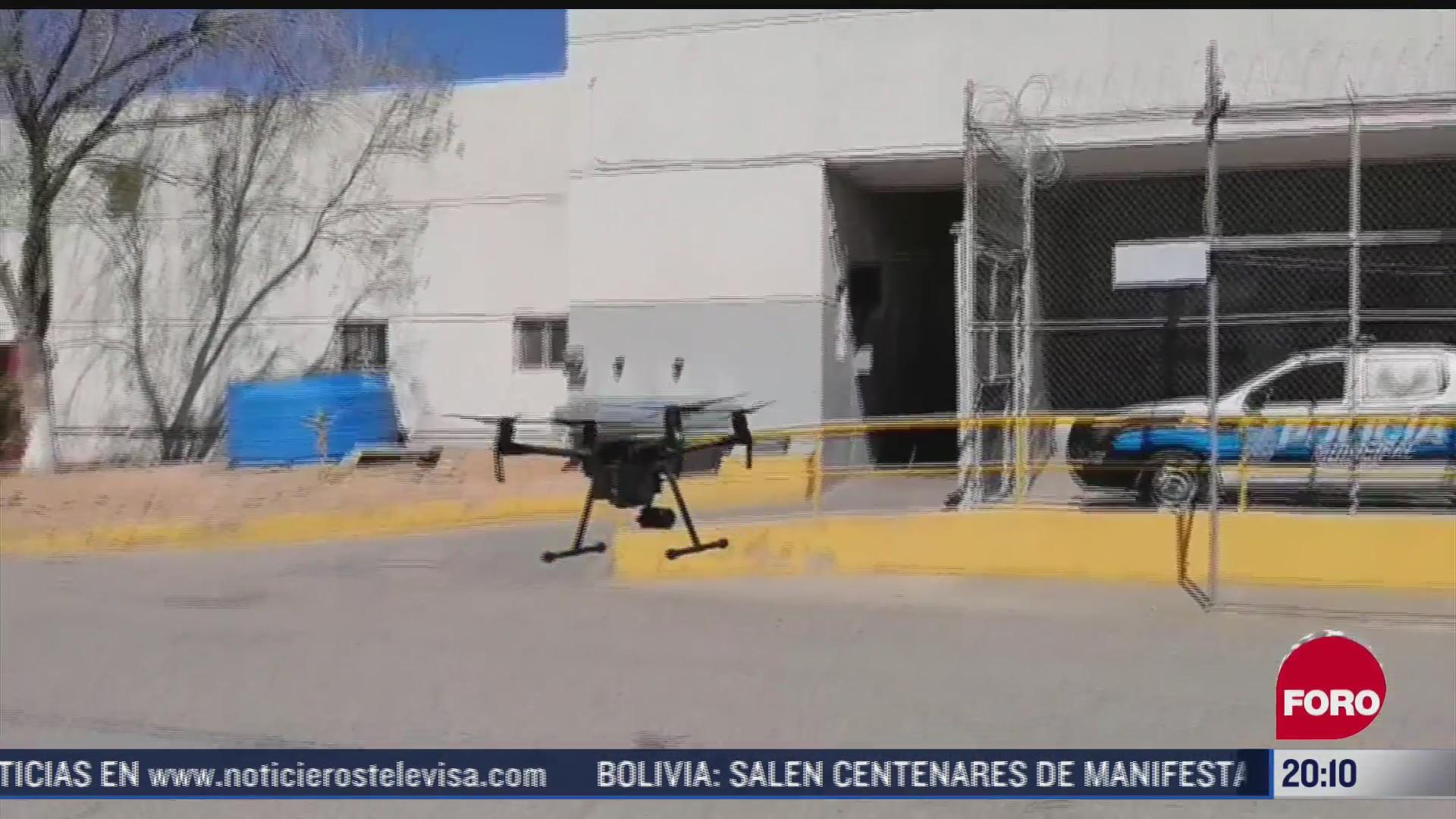 Instalan cámaras para disminuir incidencia delictiva en Cd. Juárez