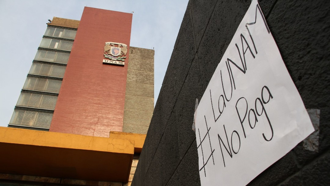 Enrique Graue asegura que atenderá personalmente retrasos en pagos de nómina de profesores