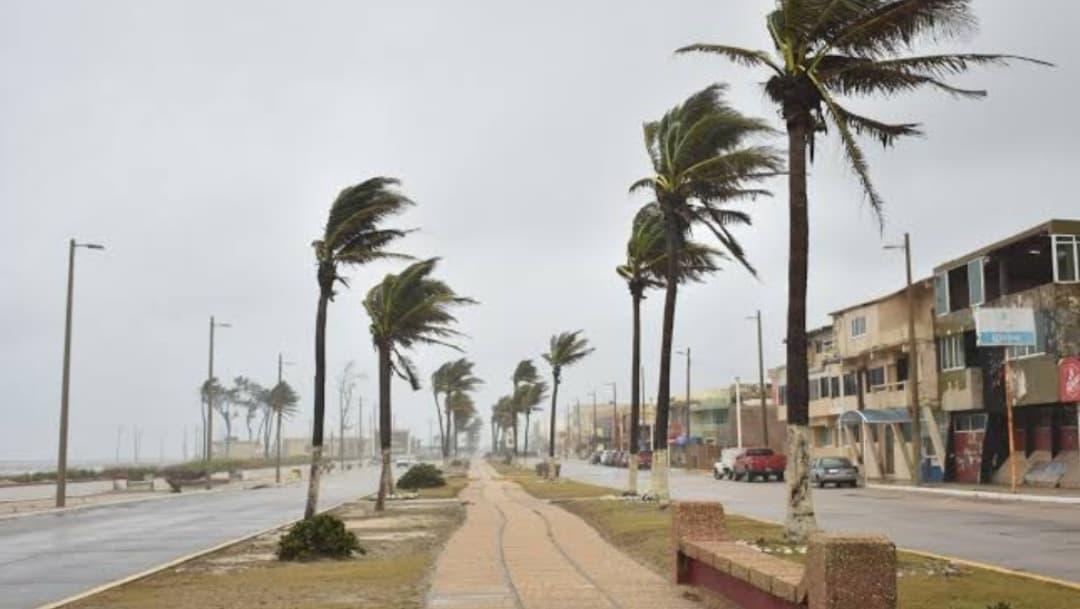 Evento de Norte en Veracruz baja la temperatura en casi todo el estado