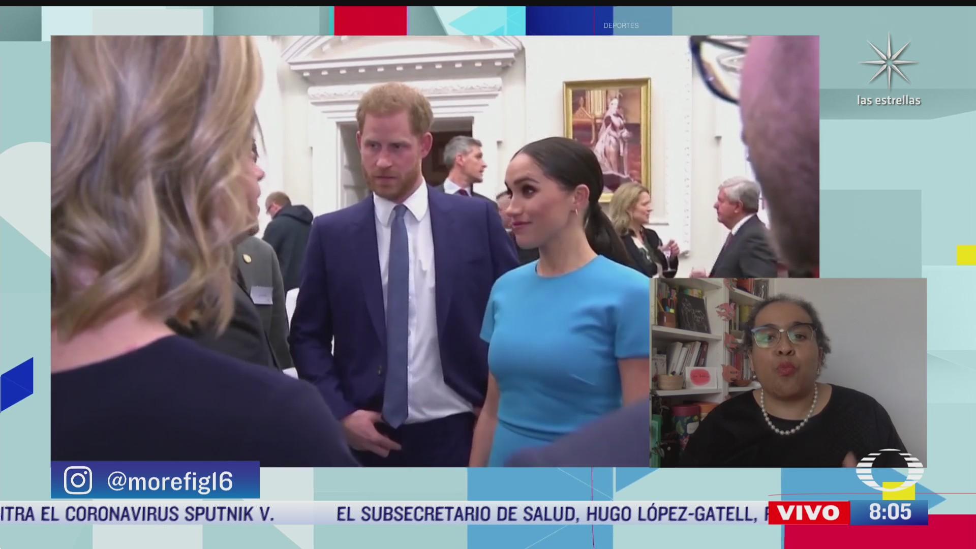 existe racismo al interior de la familia real britanica