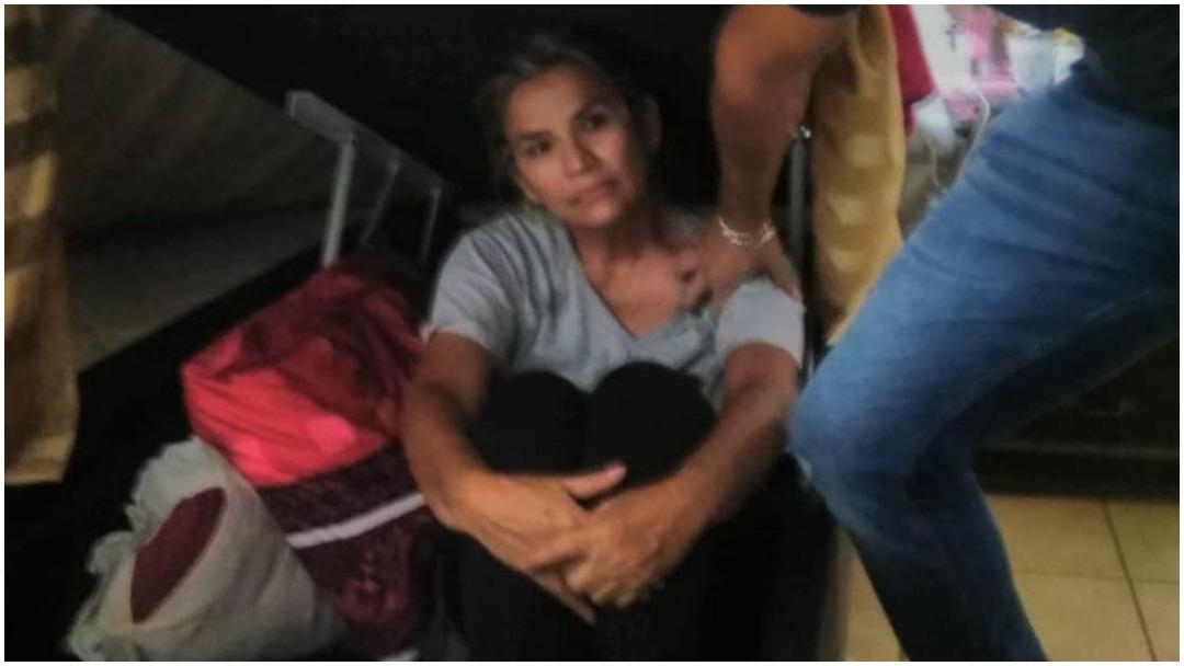 Expresidenta Jeanine Áñez fue enocntrada bajo un colchón (somier) en Bolivia