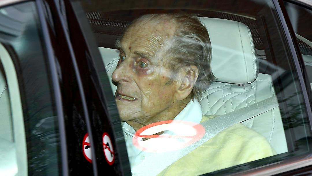 príncipe Felipe, Reino Unido, memes, hospital, duque de Edimburgo