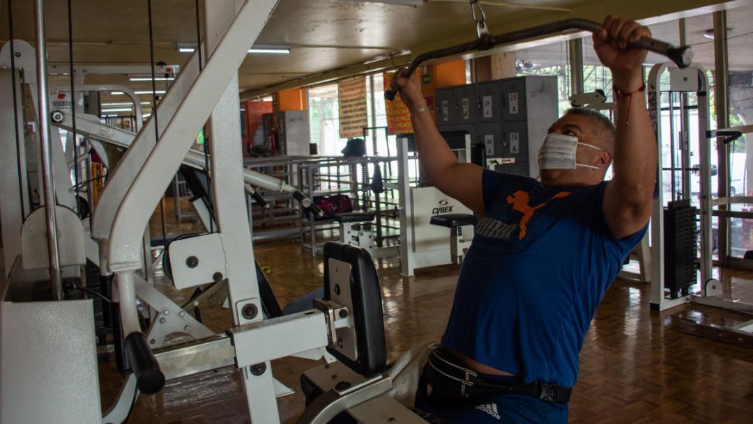 Hacer ejercicio con cubrebocas es malo para la salud