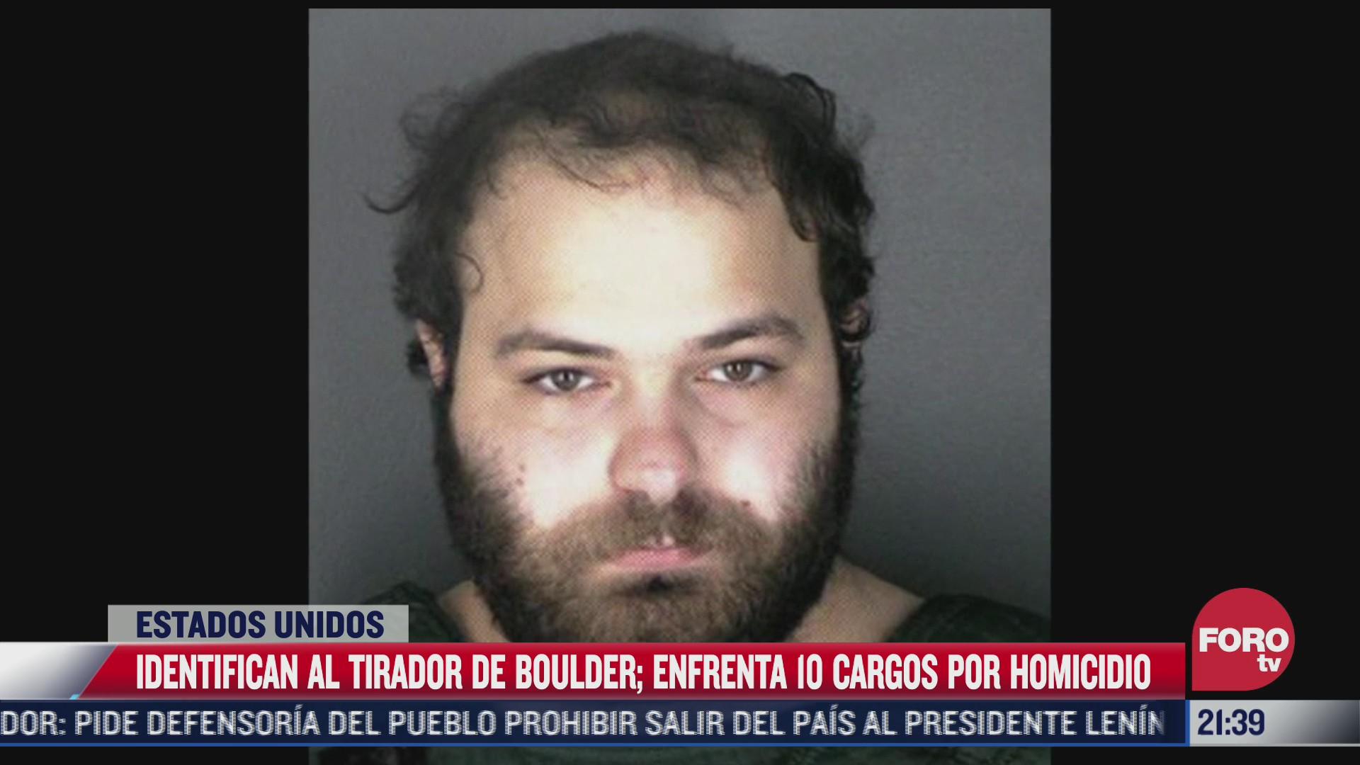 identifican a autor de tiroteo en centro comercial de colorado eeuu