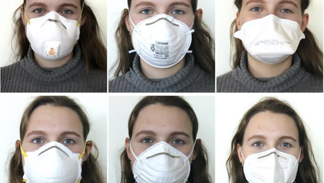 Usar mal el cubrebocas reduce nivel de protección: estudi