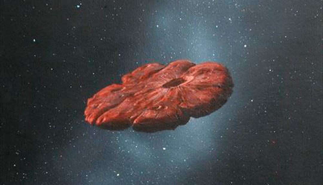 Investigación sugiere que Oumuamua sería un fragmento de un planeta parecido a Plutón