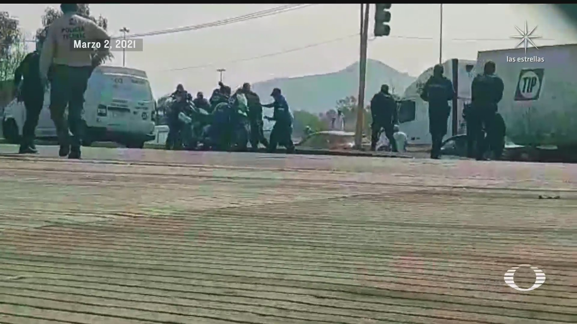 liberan a siete detenidos durante la balacera en tecamac edomex