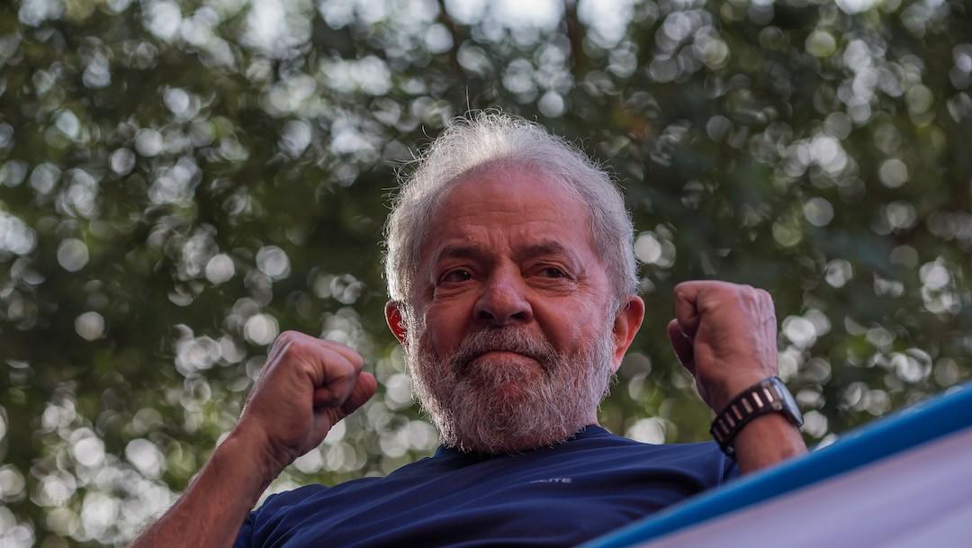 El expresidente de Brasil, Luiz Inácio Lula da Silva (Getty Images, archivo)