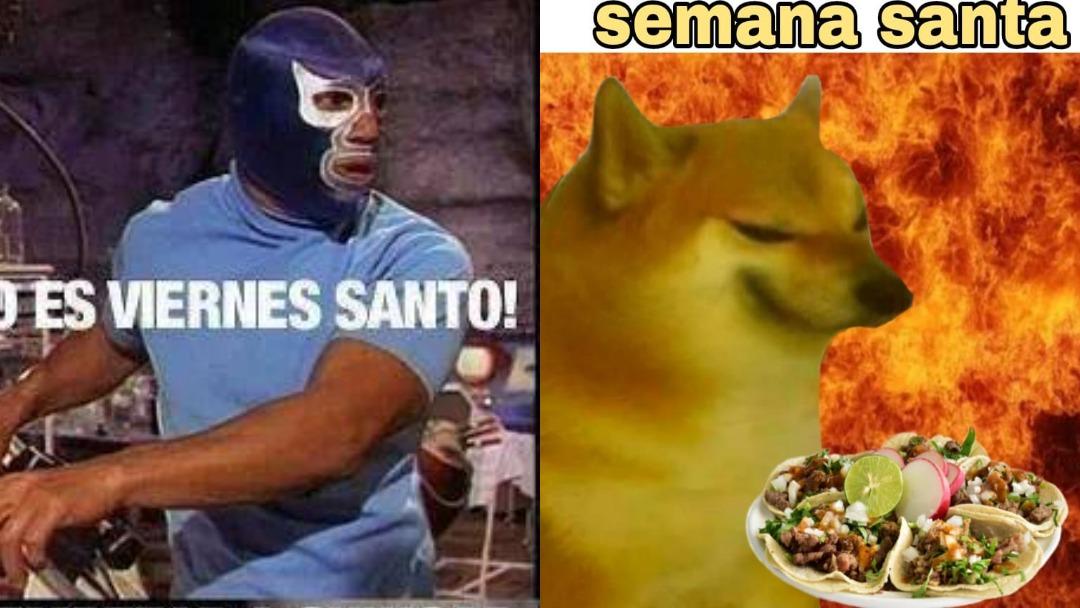 Memes Semana Santa 2021 Imagen