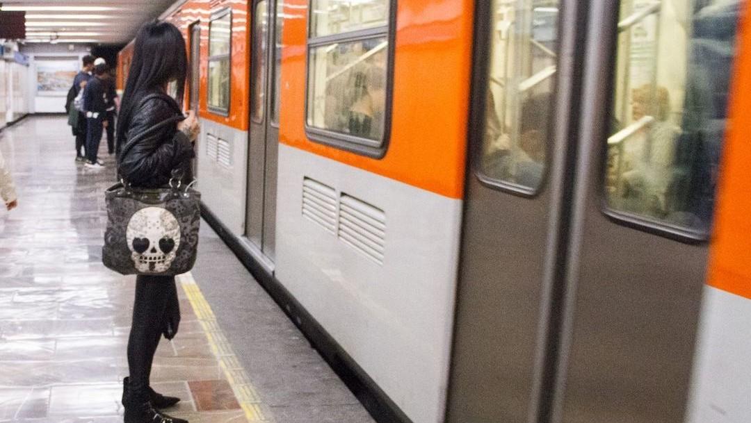 Metro Zócalo de la CDXM (Cuartoscuro, archivo)