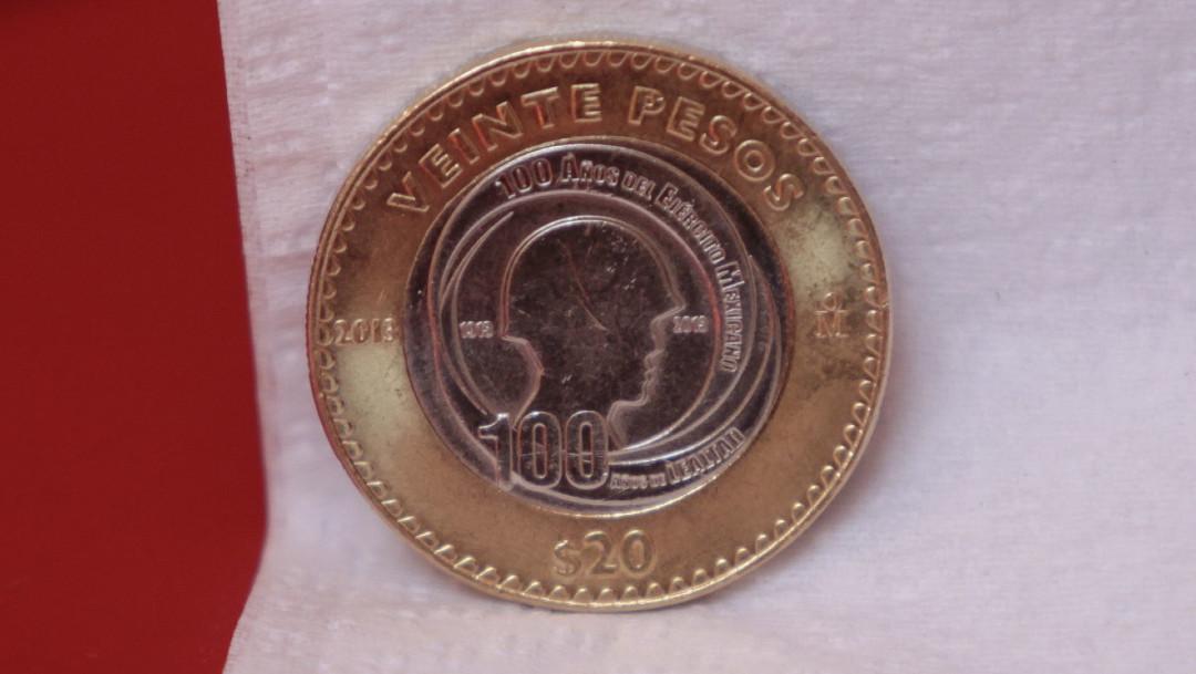 20 pesos, moneda conmemorativa, Numismática, coleccionistas