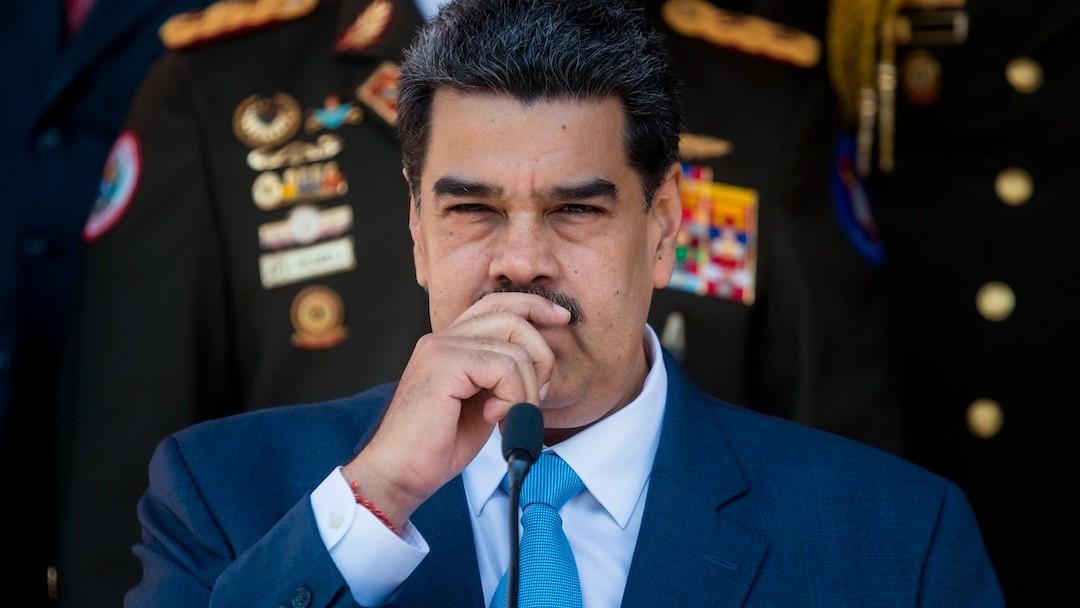 El presidente de Venezuela, Nicolás Maduro (EFE)