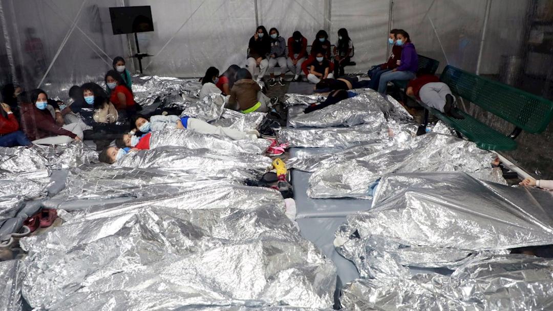 Estados Unidos prevé que llegada de niños migrantes se dispare en próximos meses
