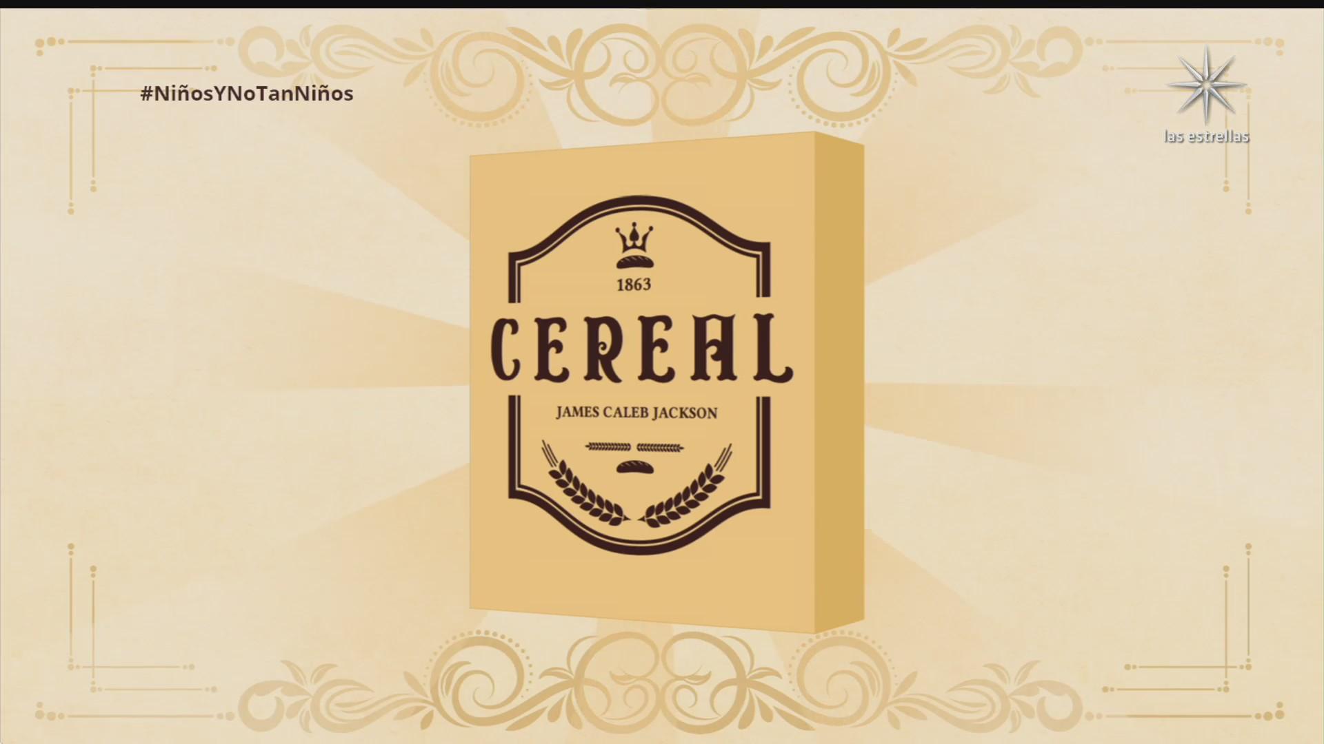 ninos y no tan ninos cual es el origen del cereal del desayuno