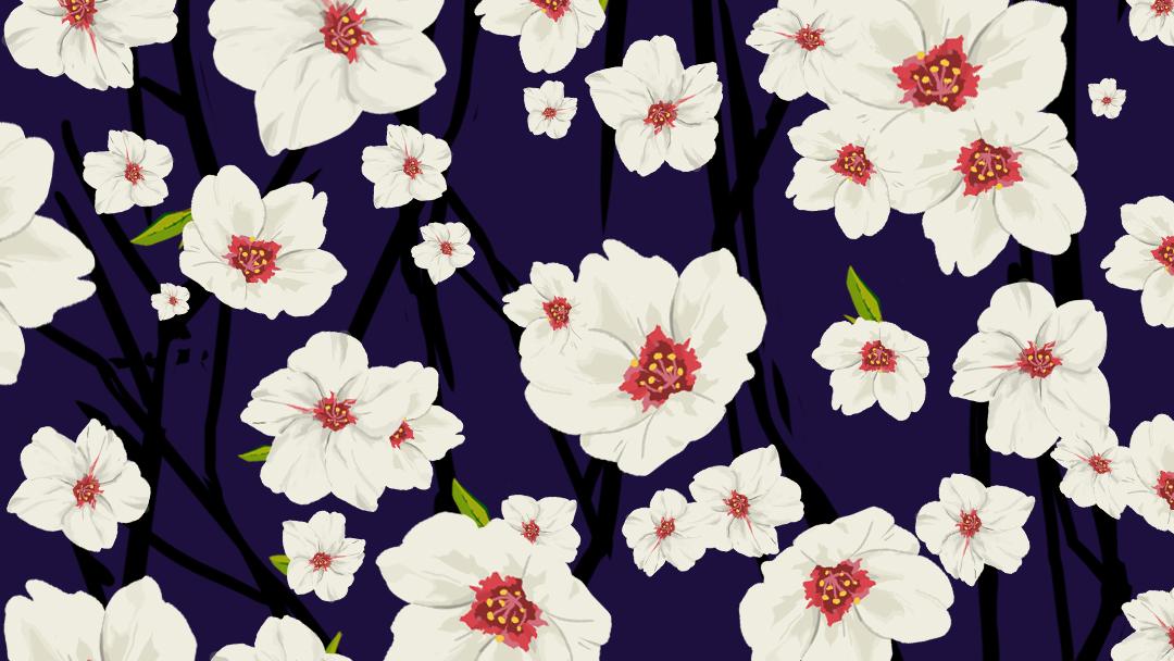 Reto visual: halla las catarinas escondidas en las flores