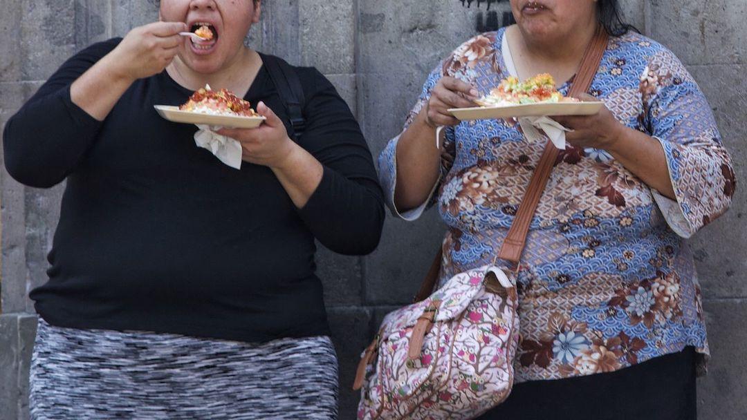 Obesidad Factor Riesgo Muerte COVID-19