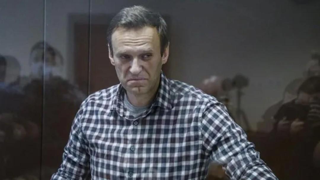 Opositor ruso, Alexéi Navalni, en huelga de hambre tras falta de acceso médico en prisión