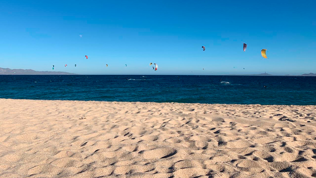 Playas en La Paz, Baja California Sur, permanecerán cerradas en Semana Santa por Covid