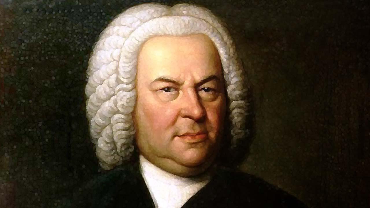 Porque Johann Sebastian Bach es el padre de la musica