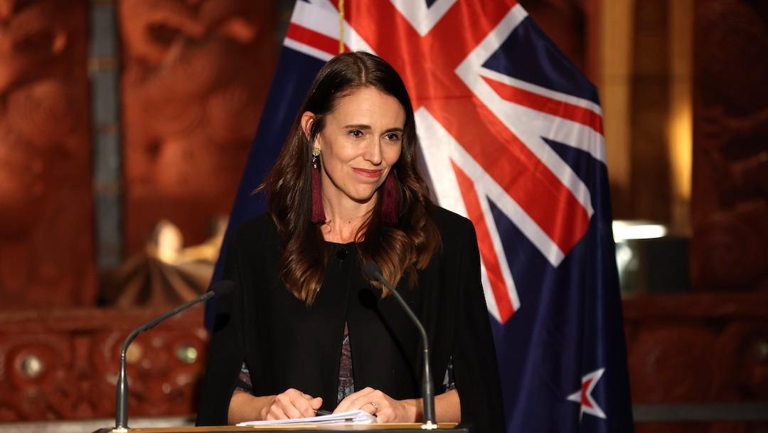 La primera ministra de Nueva Zelanda, Jacinda Ardern (Getty Images)