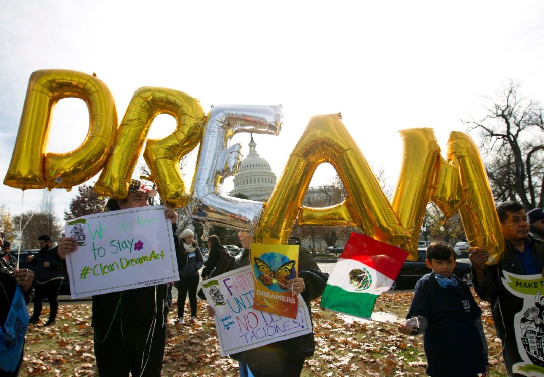 Cámara-baja-de-EEUU-avala-proyecto-para-dreamers