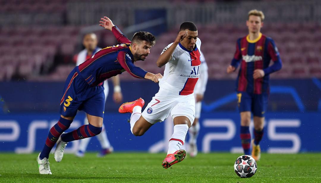 PSG vs Barcelona, hora y fecha del partido de vuelta en octavos de final de la Champions League en 2021