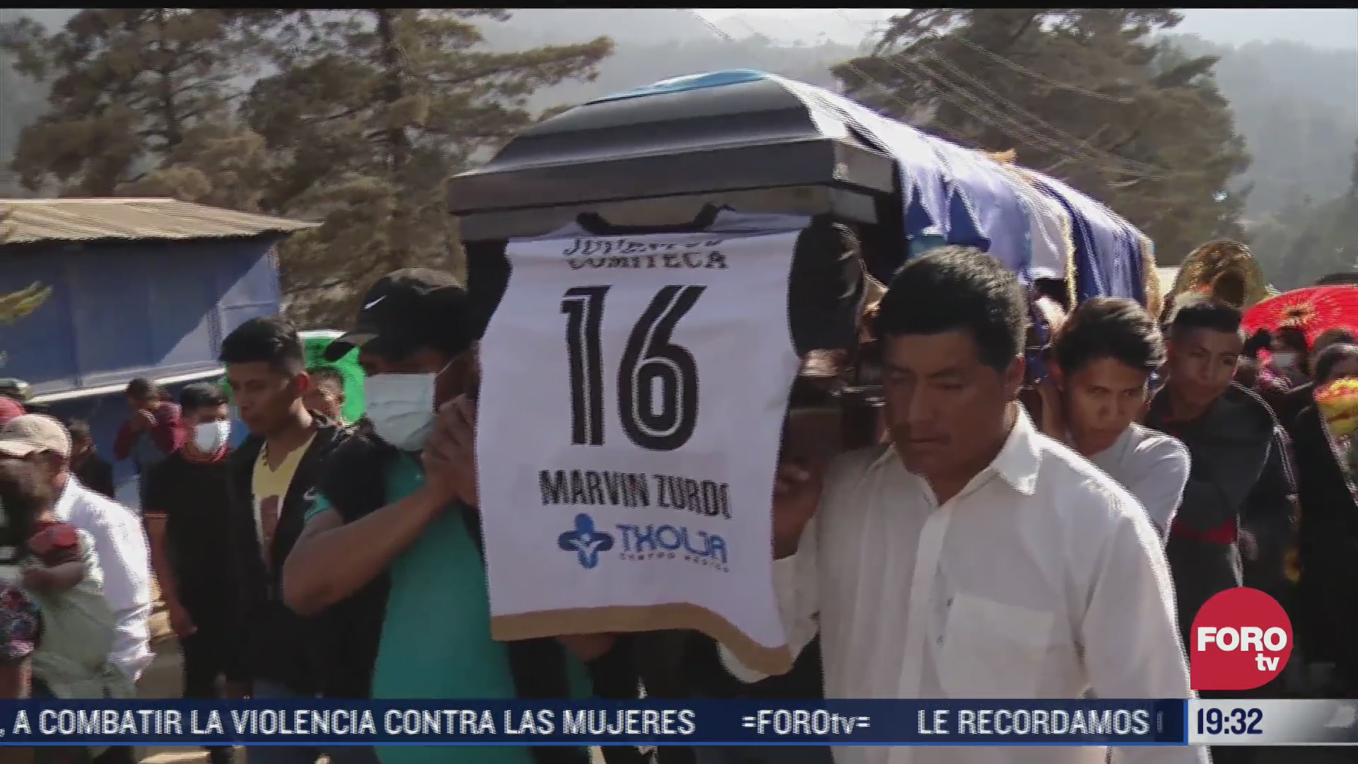 realizan homenaje a migrante guatemalteco asesinado en tamaulipas