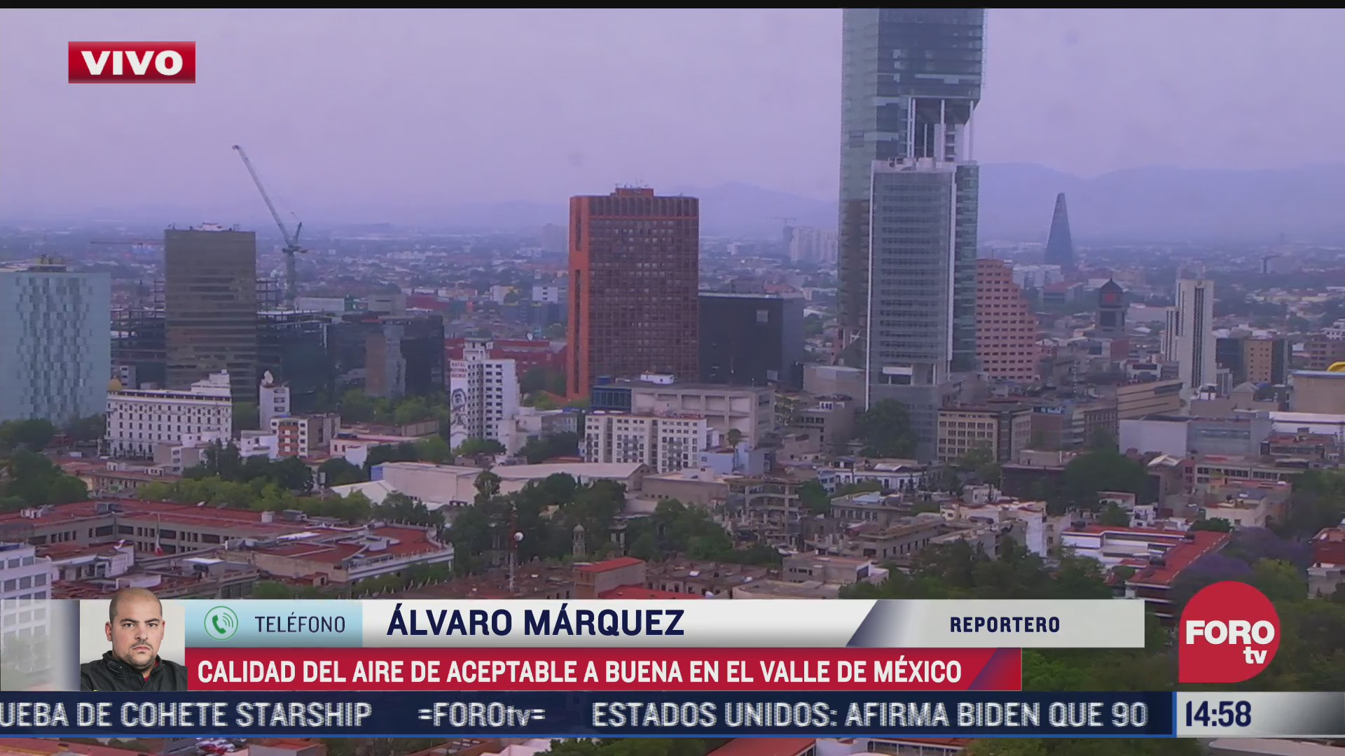 se pronostica mala calidad del aire en el valle de mexico