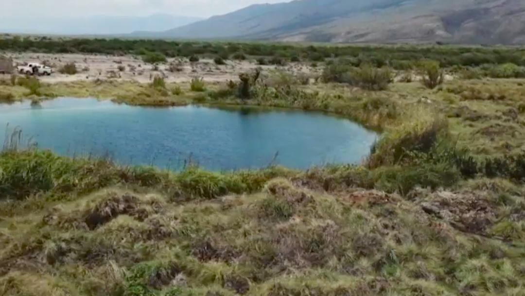 Se recupera humedal de Valle de Cuatro Ciénegas, en Coahuila