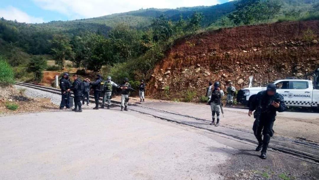 Secuestran a 10 trabajadores de Ferrosur en Veracruz