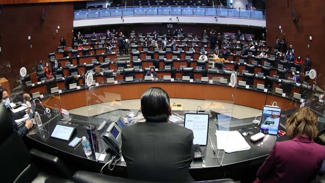 Senado aprobó 11 reformas constitucionales de diversas índoles