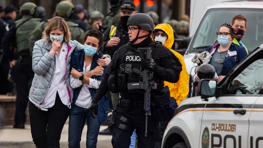 Decenas de policías respondieron a un tiroteo en Colorado (Getty Images)